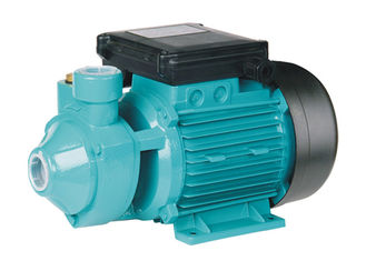 0.5HP 0.37KW Peripheral Vortex Clean Water Pump With Iron Cast Pump Body For Home